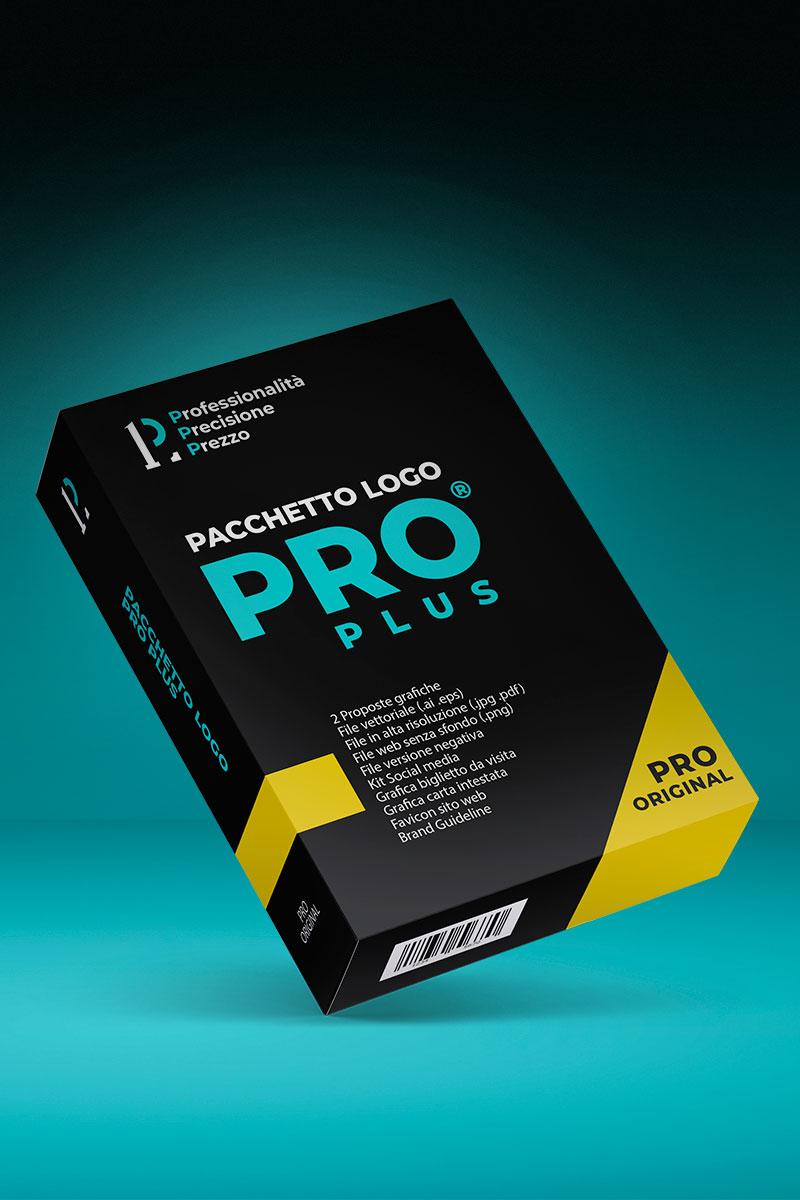 pacchetto logo pro plus