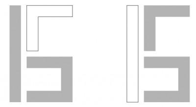 costruzione logo