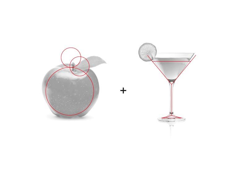 concept logo bar