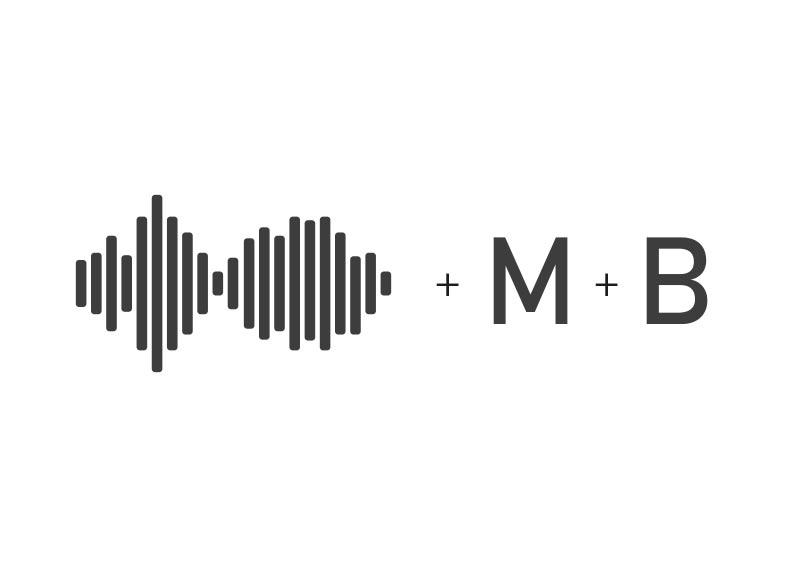 logo dj concept