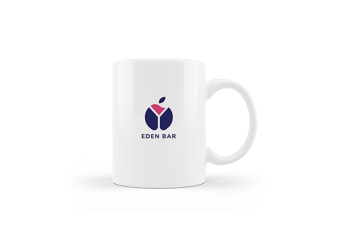 logo professionale tazza