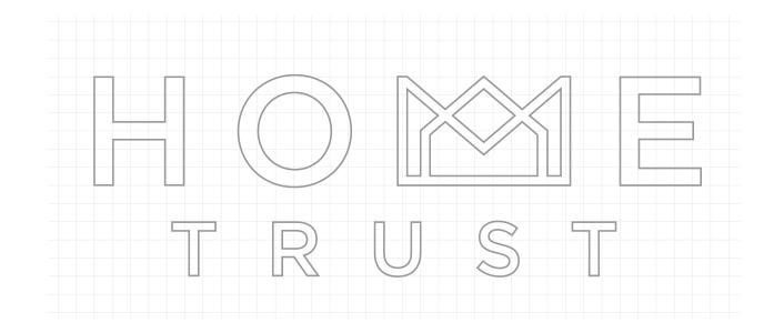 logo verbo visivo griglia
